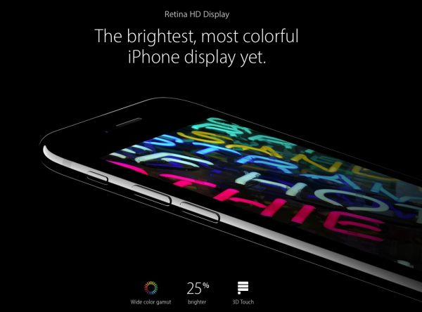Everyone is Talking About the Perfect Display (in the iPhone, that is)