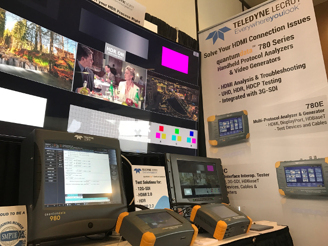 Teledyne LeCroy Releasing New HDR Patterns and Images
