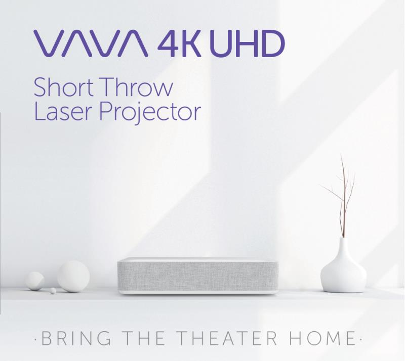 Sunvalley Dazzles GITEX 2018 With Ultra-short Throw VAVA HDR